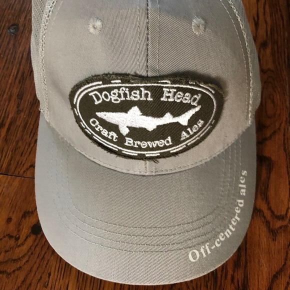 9e60f852425 Dogfish Head Other - Grey Dogfish Head Brewery Hat
